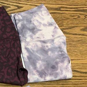 "Lululemon Align Pant Diamond Dye NWT Size 4 28"""